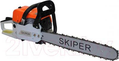 Бензопила цепная Skiper TF5200-A - общий вид