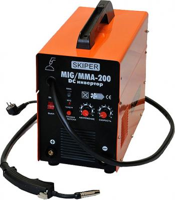 Сварочный аппарат Skiper MIG-200 - общий вид