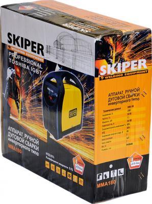 Инвертор сварочный Skiper MMA-180К - коробка