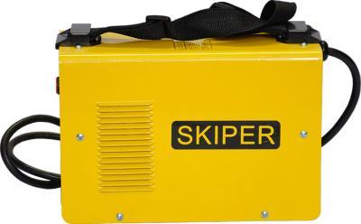 Инвертор сварочный Skiper MMA-200 - вид сбоку
