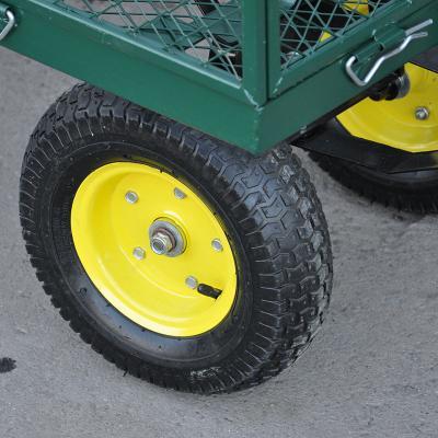 Тележка грузовая Skiper ТС-4 - колесо