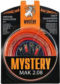 Набор для подключения автоакустики Mystery MAK 2.08 - общий вид