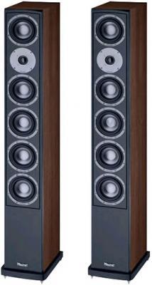 Акустическая система Magnat Vector 208 Tower (Mocca) - общий вид