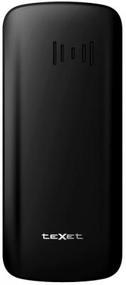 Мобильный телефон TeXet TM-102 - задняя панель