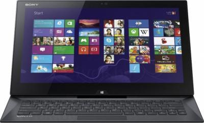 Ноутбук Sony VAIO SVD1321Z9RB - фронтальный вид