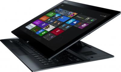 Ноутбук Sony VAIO SVD1321Z9RB - вид сбоку