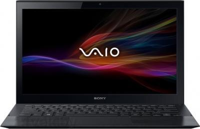 Ноутбук Sony VAIO SVP1121Z9RB - фронтальный вид