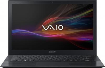 Ноутбук Sony VAIO SVP1321J1RBI - фронтальный вид