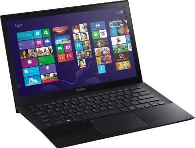 Ноутбук Sony VAIO SVP1321J1RBI - общий вид
