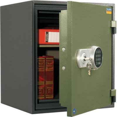 Офисный сейф Valberg FRS-51 EL - общий вид