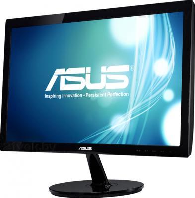 Монитор Asus VS207DE - общий вид