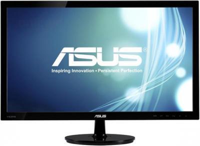 Монитор Asus VS247H-P - фронтальный вид