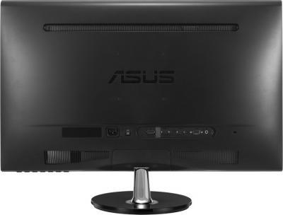Монитор Asus VS278Q - вид сзади