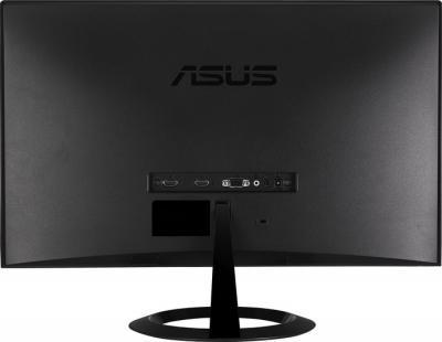 Монитор Asus VX229H - вид сзади