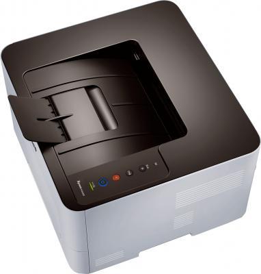 Принтер Samsung SL-M2820DW - вид сверху