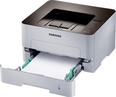 Принтер Samsung SL-M2820ND - лоток для подачи бумаги