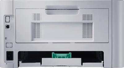 Принтер Samsung SL-M2820ND - вид сзади