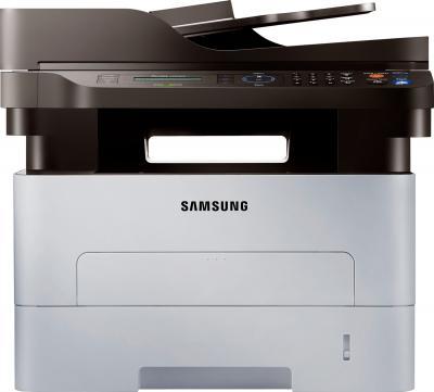 МФУ Samsung SL-M2870FD - фронтальный вид