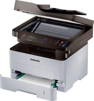 МФУ Samsung SL-M2870FD - сканер