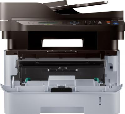 МФУ Samsung SL-M2870FD - вид изнутри