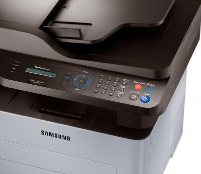 МФУ Samsung SL-M2870FD - панель управления