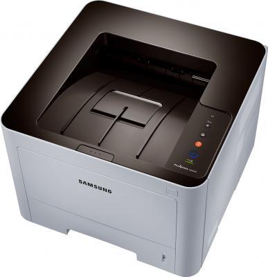 Принтер Samsung SL-M3820ND - вид сверху