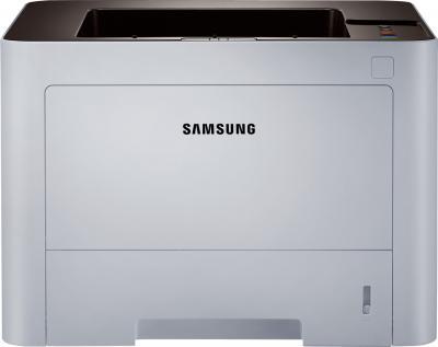 Принтер Samsung SL-M3820ND - фронтальный вид