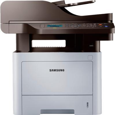 МФУ Samsung SL-M4070FR - вид спереди