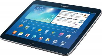 Планшет Samsung Galaxy Tab 3 10.1 16GB Black (GT-P5210) - общий вид