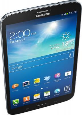 Планшет Samsung Galaxy Tab 3 8.0 16GB 3G Black (SM-T311) - вид сверху