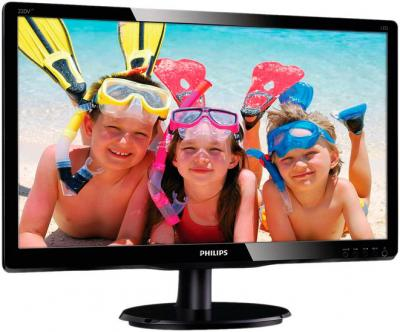 Монитор Philips 220V4LAB/00 - общий вид