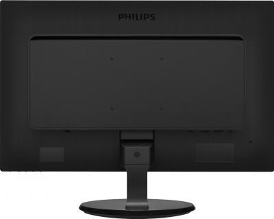 Монитор Philips 246V5LSB/00 - вид сзади