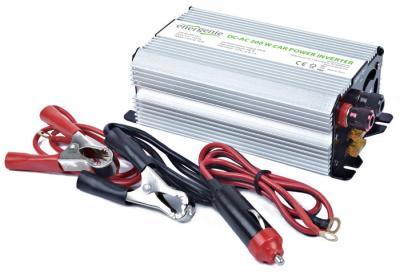 Автомобильный инвертор Gembird EG-PWC-032 - с соединительными кабелями