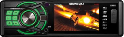 Автомагнитола SoundMax SM-CMD3020 - общий вид