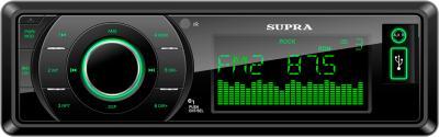 Бездисковая автомагнитола Supra SFD-121USC - общий вид