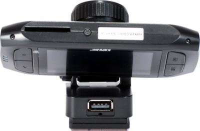Автомобильный видеорегистратор КАРКАМ QS3 Eco - вид снизу