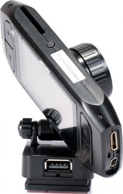 Автомобильный видеорегистратор КАРКАМ QS3 Eco - разъемы