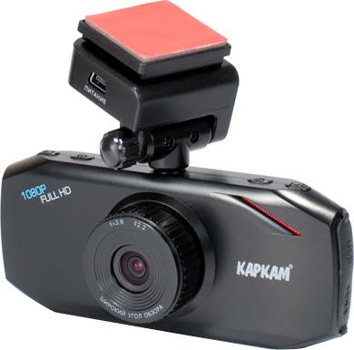 Автомобильный видеорегистратор КАРКАМ QS3 Eco - общий вид