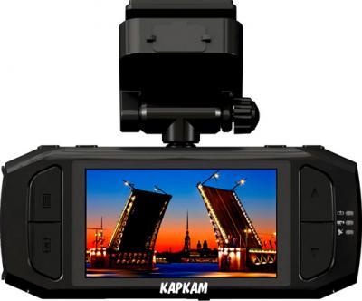 Автомобильный видеорегистратор КАРКАМ QS3 Eco - дисплей