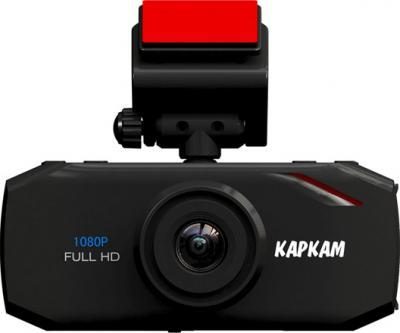 Автомобильный видеорегистратор КАРКАМ QS3 Eco - фронтальный вид