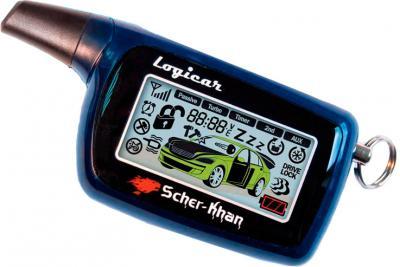 Автосигнализация Scher-Khan Logicar 2 - пульт управления