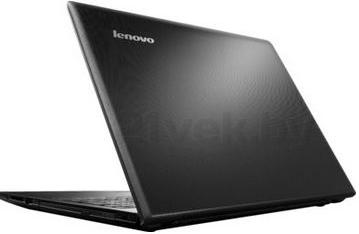 Ноутбук Lenovo G505G (59391954) - вид сзади