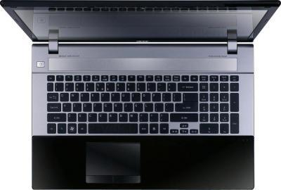 Ноутбук Acer Aspire V3-771G-33126G1TMaii (NX.MECEU.009) - вид сверху