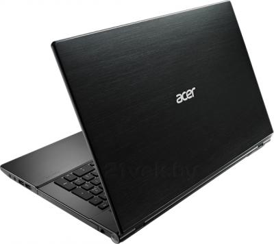 Ноутбук Acer Aspire V3-772G-54208G1TMakk (NX.M8SEU.012) - вид полубоком