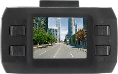 Автомобильный видеорегистратор NeoLine Ringo - дисплей