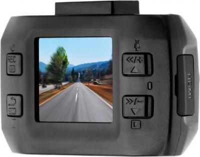 Автомобильный видеорегистратор NeoLine Ringo - вид полубоком