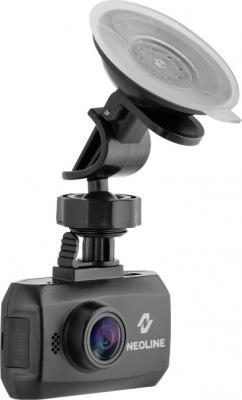Автомобильный видеорегистратор NeoLine Ringo - общий вид с креплением