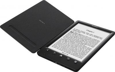 Электронная книга Sony PRS-T3 (черный) - общий вид