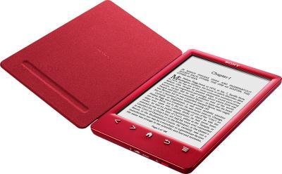 Электронная книга Sony PRS-T3 (красный) - общий вид