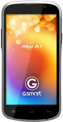 Смартфон Gigabyte GSmart AKU A1 (White) - общий вид